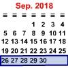 Quiz calendrier |